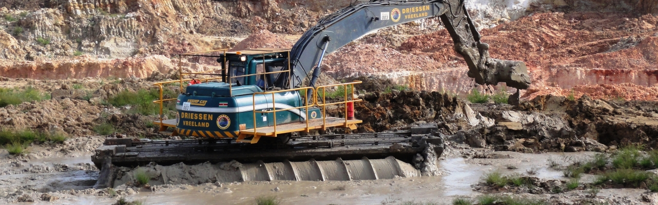 Swampcat Equipment - Lelydorp mine